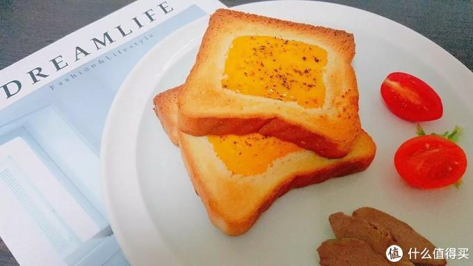 吐司也能做得如此丰盛,早餐吃它营养超多,做法真简单
