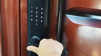 青松沃德智能锁使用总结(警报|解锁|APP|功能|售后)