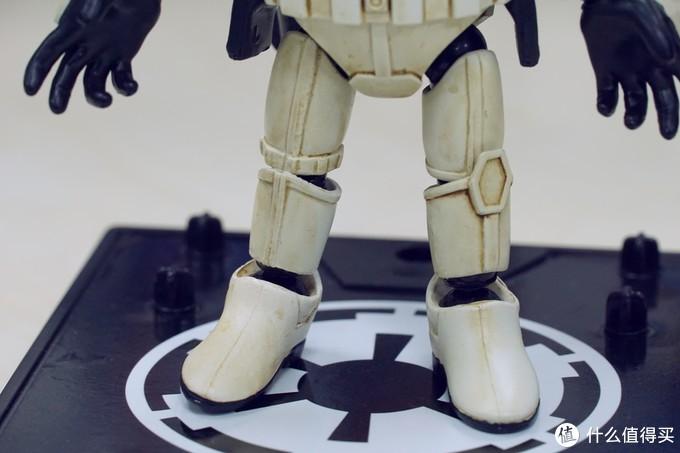 【Herocross福袋】 星球大战 合金Q版 沙漠暴风兵
