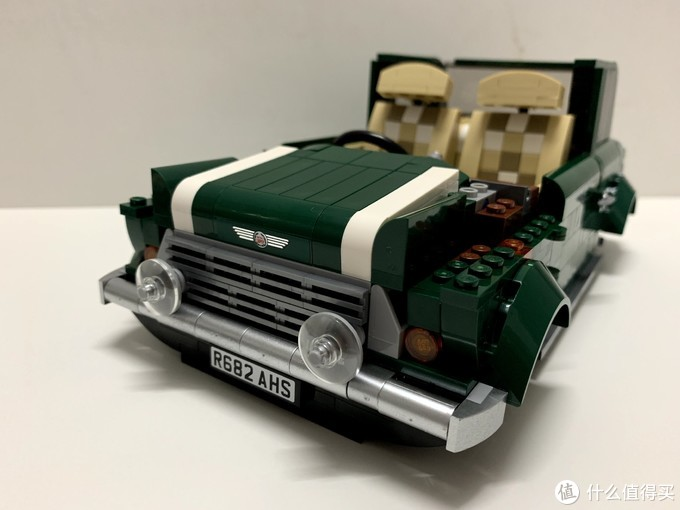喜提 MINI Cooper 经典车