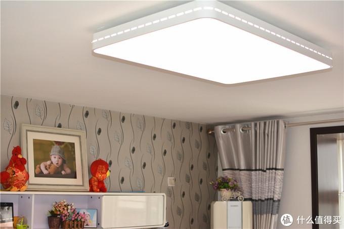 旧家换新灯,小米更智能,家居改造之智能来自灯的智能体验