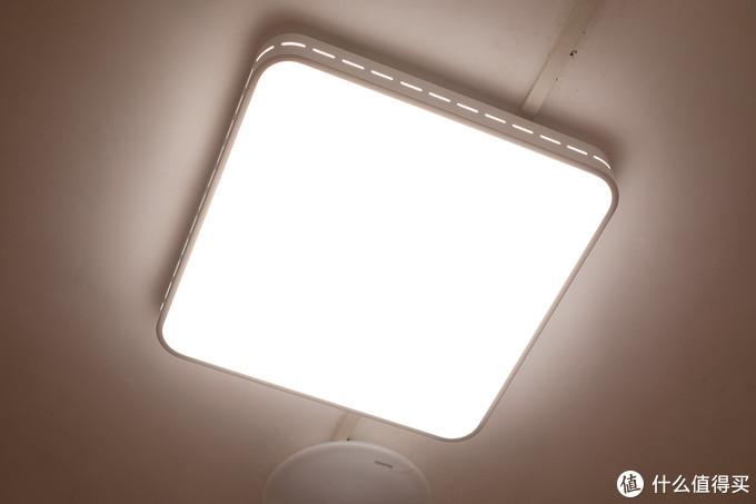 吸顶灯隔绝蚊虫侵扰,老房子换灯记第二季:Yeelight 皓石LED吸顶灯