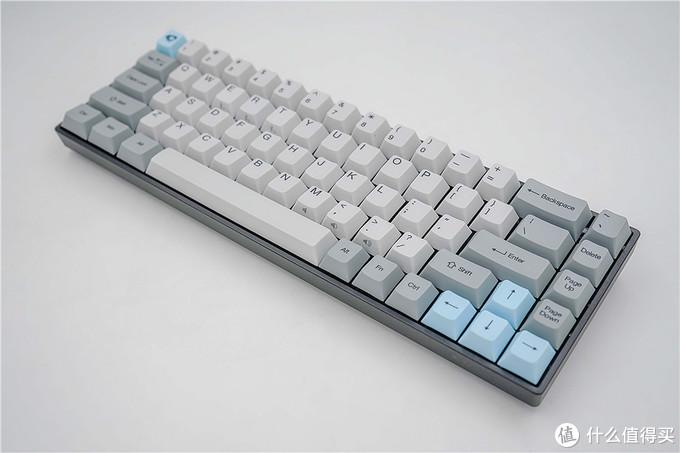 AKKO 3068蓝牙有线双模机械键盘——移动办公好帮手