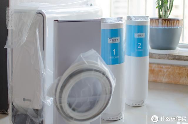 净水器提高生活品质?352 S100 1000G净水器使用体验(对比小米400G)