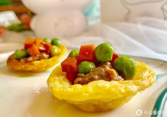 快手好物蛋挞皮,帮你DIY出十种美食,一道下午茶甜品只需20分钟
