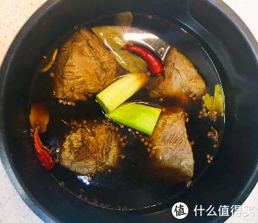 家常酱牛肉的简单做法——你只需要一口压力锅