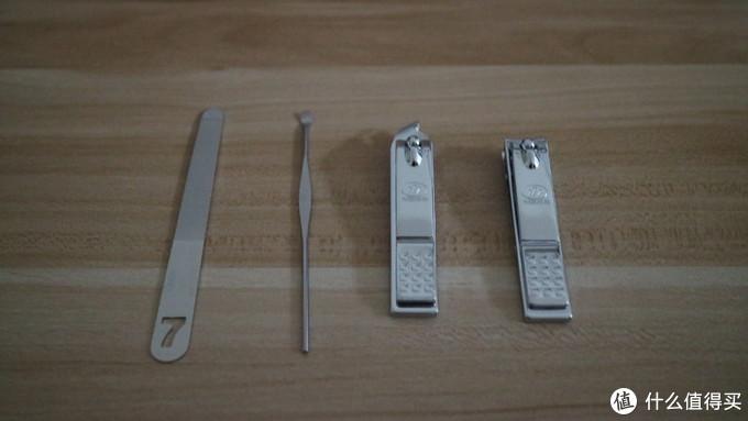 京东618全民开红包寿星礼 - 京东JOY联名款韩国777指甲刀套装四件套