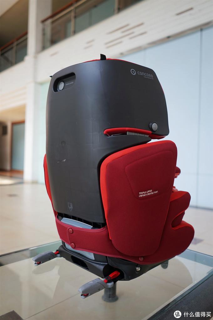 安全座椅选购看5点
