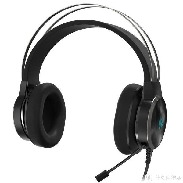 """侦测头部方向、7.1真实环绕:acer 宏碁 推出 Predator PHW730 """"掠夺者"""" 游戏耳机"""