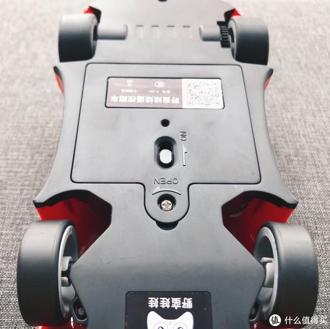 人车合一,随心随意的驾驶感——野蛮娃娃 P-201 遥控跑车