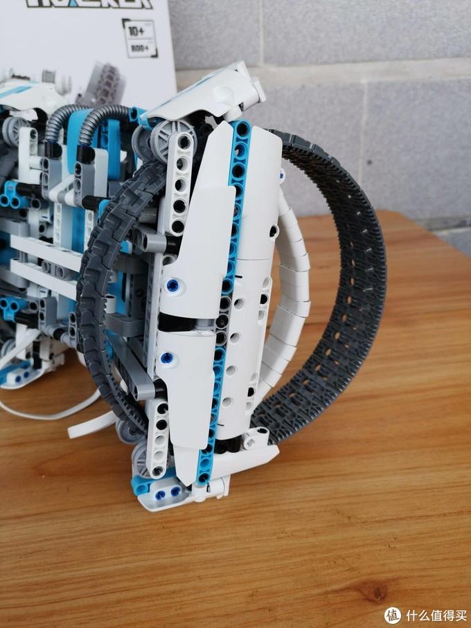 米兔ONEBOT反履机甲机器人,给大小孩子益智动手的礼物