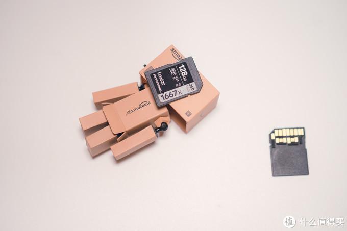 一切为了CP24的小姐姐,128G雷克沙1667X SD卡开箱实测