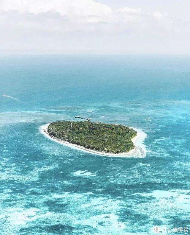 盛夏去凉爽的凯恩斯,潜水近观珊瑚礁群,探寻最古老的热带雨林