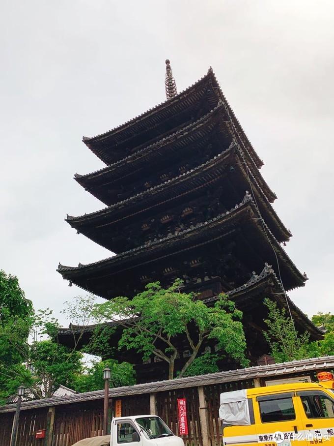 首次带着母后自由行(京都&大阪6天5晚)Day3 京都清水寺三十三间堂
