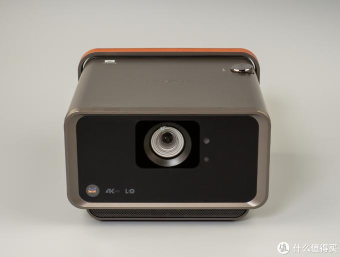 【开箱】这是我见过最好看的优派投影机,优派X10-4K投影机开箱