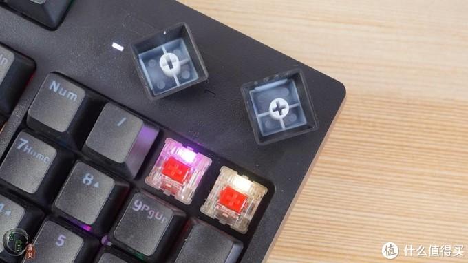 用了这么多机械键盘,还是CHERRY轴最舒服,雷柏V808 RGB入手体验