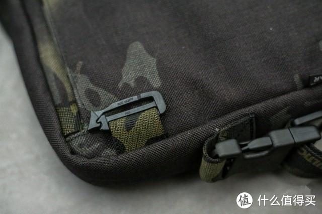 这个小包不简单—YH GEAR 环颈蜥单肩包评测