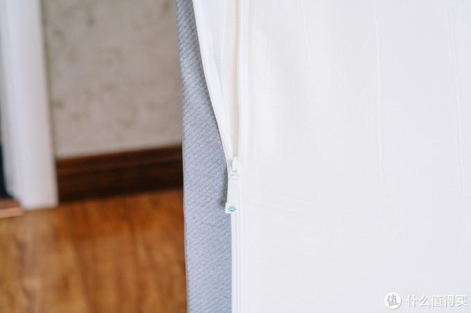 夏天来了,你真的需要一个薄乳胶垫:际诺思 短毛绒乳胶床垫