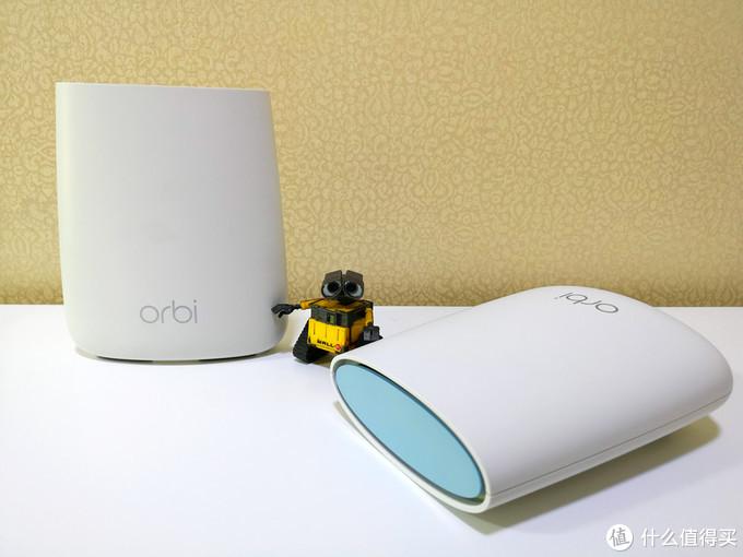 Netgear Orbi mini RBK20 Mesh路由器使用体验