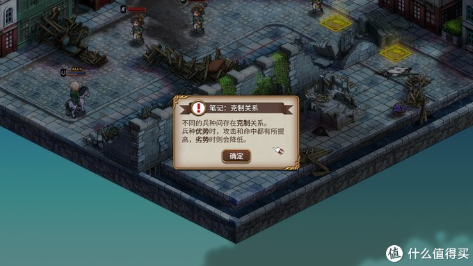 中电博亚 SRPG 《圣女战旗》游戏评测