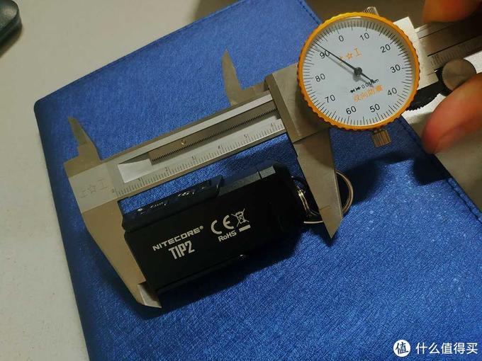 火力倍升的奈特科尔TIP2双核磁吸钥匙灯体验