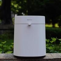 拓牛 T Air 智能垃圾桶外观展示(尺寸|压盖|logo|提带|按键)
