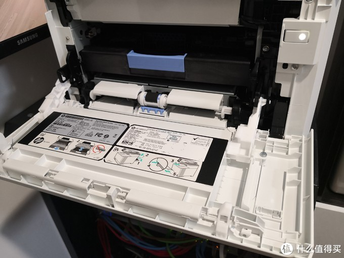 【鸟枪换炮】惠普HP Color LaserJet MFP M477fdw开箱