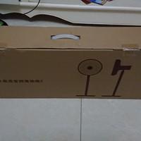智米1X风扇外观展示(底座 网罩)