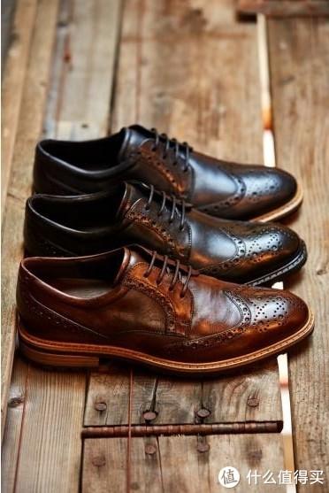 种草一年有余的复古雕花皮鞋——ecco vitrus爱步唯途割草体验记