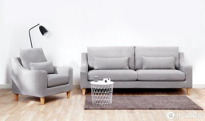 老装修升级计划,你的客厅需要一个8H真皮沙发