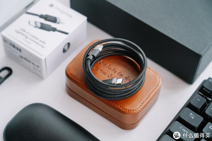 大牌低价:mophie USB-C to Lightning苹果快充数据线评测