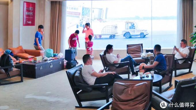 济南遥墙机场交通银行贵宾室