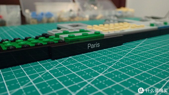 Architecture 建筑系列 21044 巴黎六景