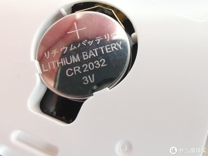 3V的CR2032电池