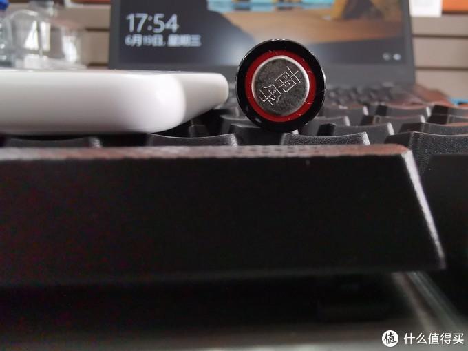 秒秒测和5号电池厚度对比