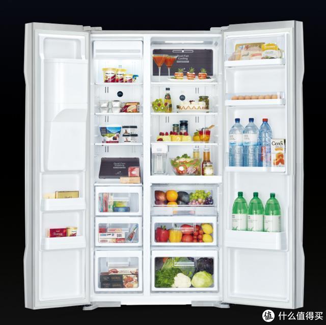 直男种草日立冰箱的全过程,满足一家人的全部需求