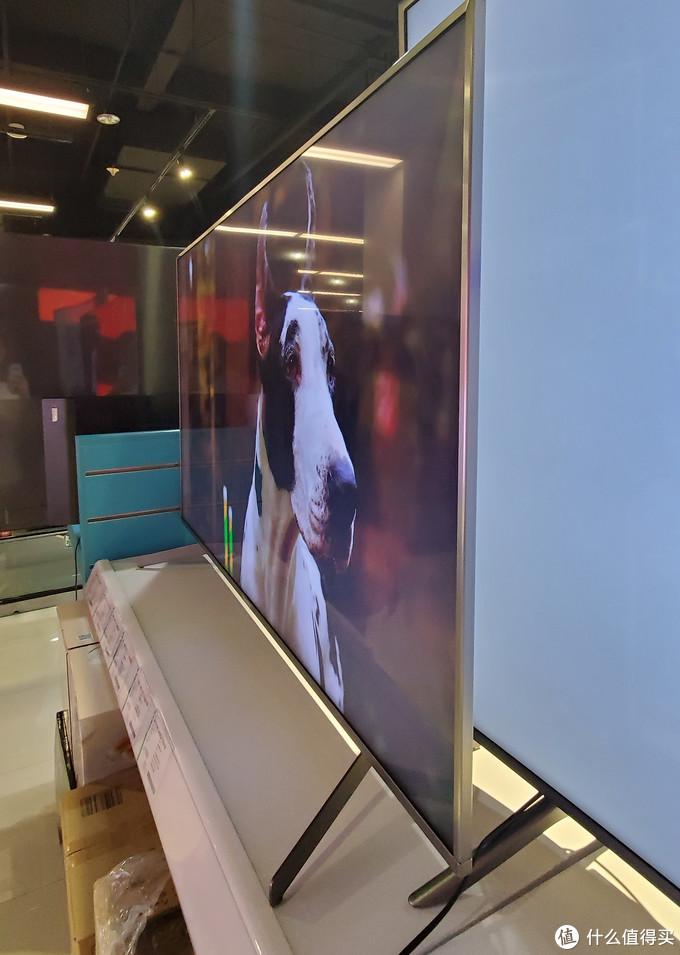 今年618,老婆只准我买它——索尼KD-65X8500G 电视