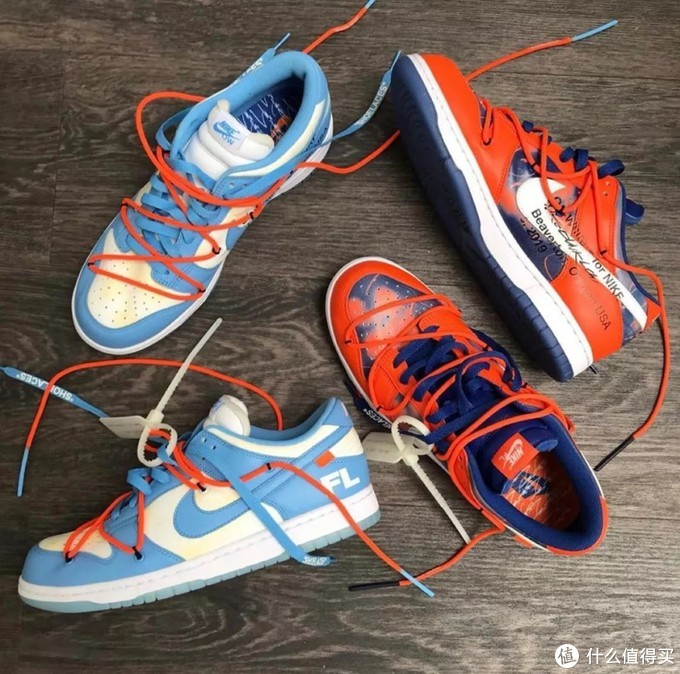 Virgil和涂鸦大师Futura加持的Nike Dunk还有不火的理由?