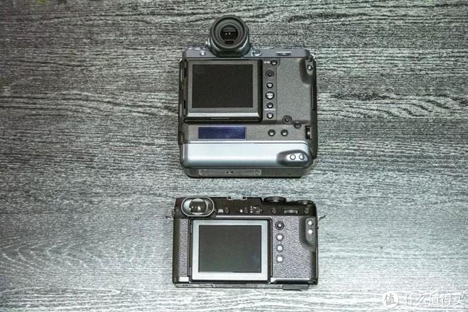 单评 | 富士GFX100大画幅数码相机