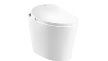 惠达一体式智能马桶使用体会(烘干|清洗|除臭|夜视)