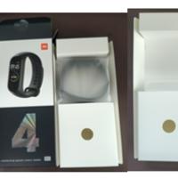 小米手环4 NFC版开箱展示(表盘|彩屏|传感器)
