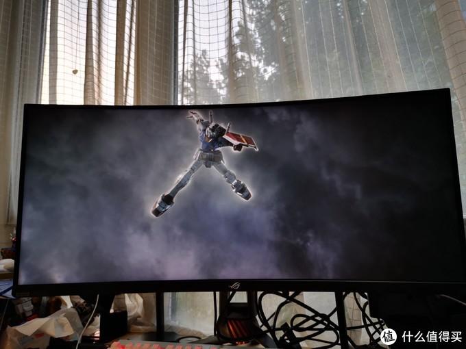 我用MateX的预算买了一台显示器——华硕PG35VQ开箱