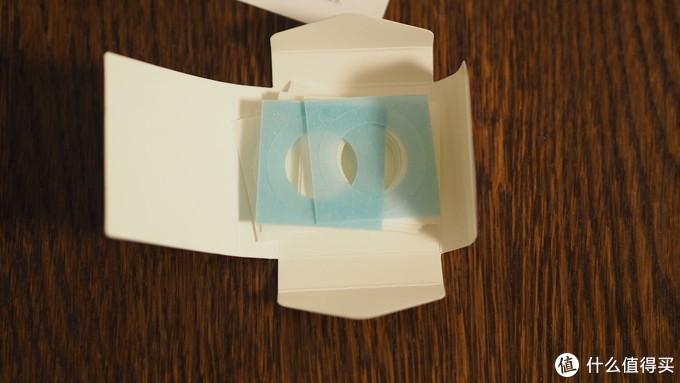 不干胶有两种,蓝色是不过敏的,白色是普通的