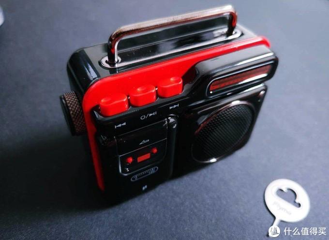 少年,还记得当年的磁带么?怀旧的Moca蓝牙音箱使用分享