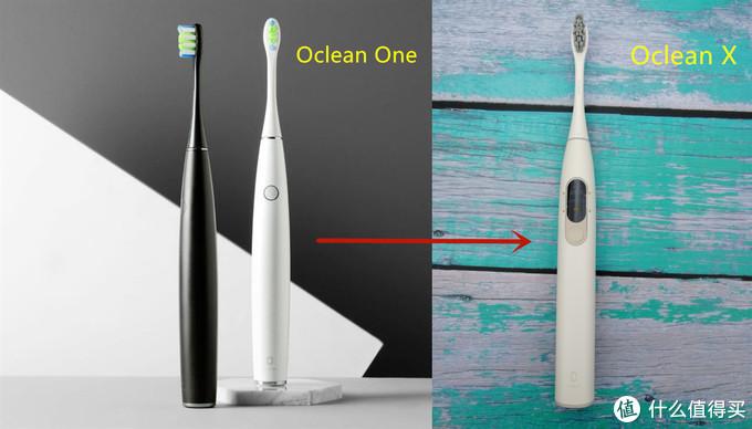 有颜多模式,辅助一波流--欧可林Oclean X 彩色触屏智能电动牙刷
