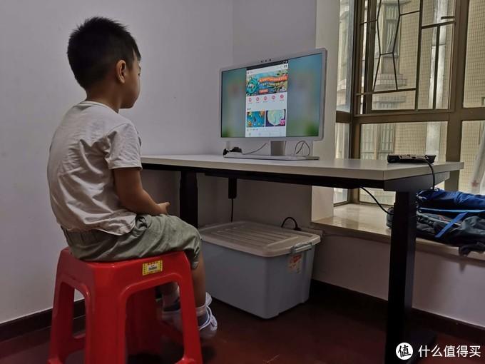 一机兼顾孩子的学习 & 大人的娱乐——新视家R1家教一体机测评