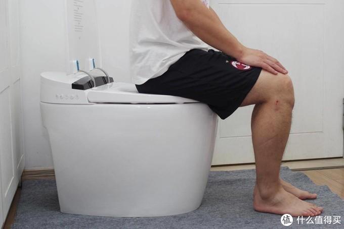 卫生间小升级,幸福感能否大提升?希箭智能马桶亲身实测