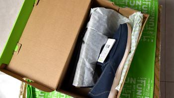 卡骆驰 202972 休闲鞋外观展示(鞋面|鞋垫|鞋底)