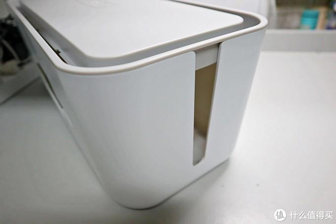 拯救凌乱的桌面——奥睿科(ORICO)多功能插线板及收纳盒套装