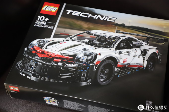 LEGO 42096 PORSCHE 911RSR 我的梦车走进了现实